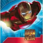 IRON MAN 2 NAPKINS